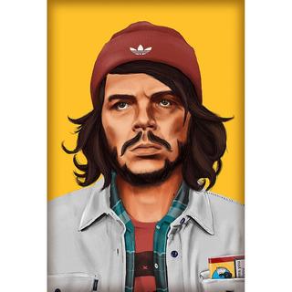 Placa - Quadro - Decorativo - Che Guevara - (v347)