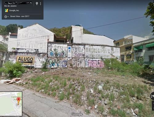 Aluga-se Terreno - Botafogo - 12360