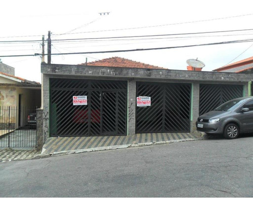 Imagem 1 de 12 de Casa Térrea Próximo Ao Shopping São Bernardo - 16813