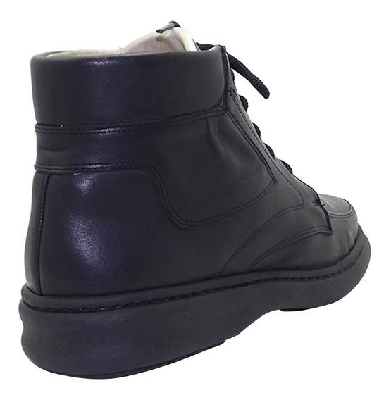 Borcego Seguridad Gendarmería Cuero -calzados Union- Art 900