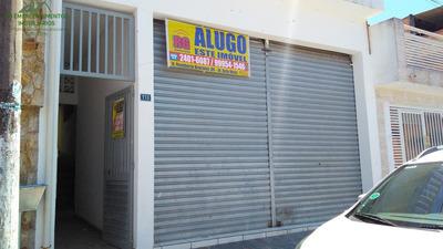 Ponto Comercial Para Alugar No Bairro Jardim Acácio Em - L004-2