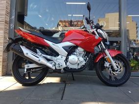 Yamaha Fazer 250 Rojo Permuto Financio Con Dni Qr Motors