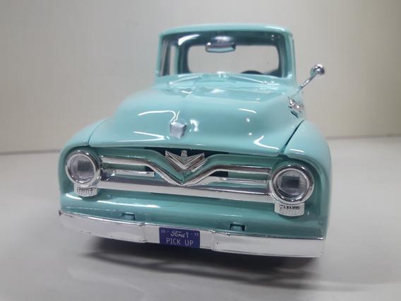 Ford F-100 1955 Pick Up Motor V8