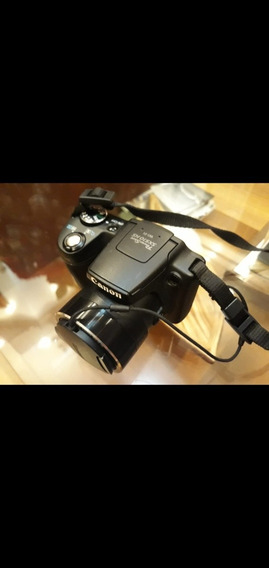 Câmera Fotográfica Canon Power Shot Sx 510 Hs