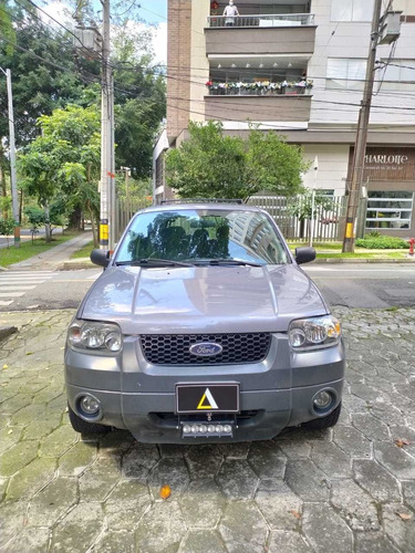 Ford Escape Xlt 2007 At 4x4 3.000cc