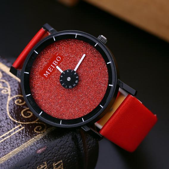 Relógio Esportivo Fino Luxo Diferente Frete Grátis
