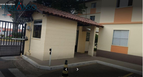 Apartamento 02 Dorm, Com 56m² | Cond Jequitibas | V Orozimbo Maia |campinas - 202095