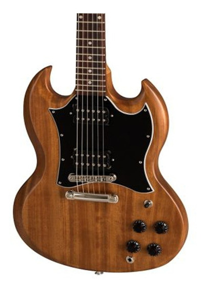 Guitarra Gibson Sg Tribute Natural Walnut C/ Garantia