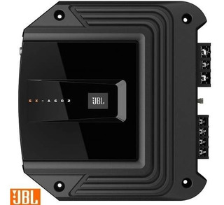 Amplificador De Audio Para Auto 2 Canales Full R Jbl Gx-a602