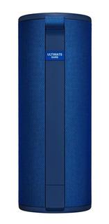 Bocina Ultimate Ears Megaboom 3 portátil inalámbrica Lagoon blue