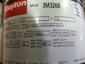 Motor Redutor Dayton + Freio Magnetico