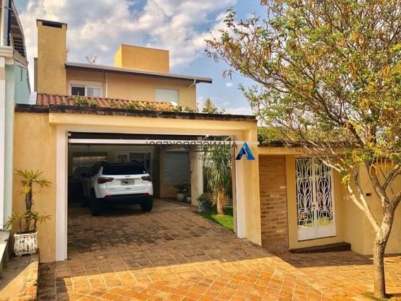 Casa A Venda, 3 Dormitórios, A/c 169 M², Churrasqueira, Amplo Espaço Com Jardim, Miante De Jundiaí - Ca01607 - 34466081