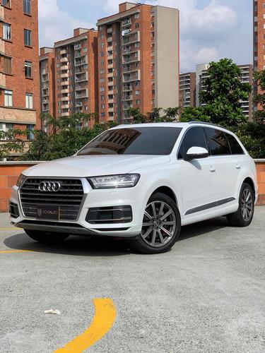Audi Q7 2018 3.0 Tdi Quattro Progressive