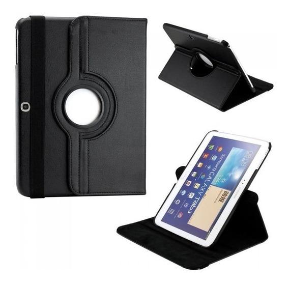 Capa Case Couro 360 Samsung Galaxy Tab 2 P5200 P5210 P5213