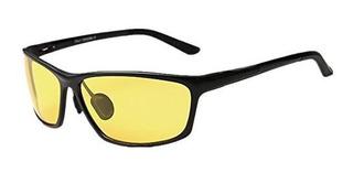 Lorsoul Gafas De Sol Polarizadas Para Hombre Color Amarillo