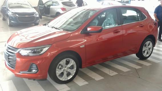 Nuevo Chevrolet Onix 1.0 Turbo Premier I Mt 2020 Stock Aa