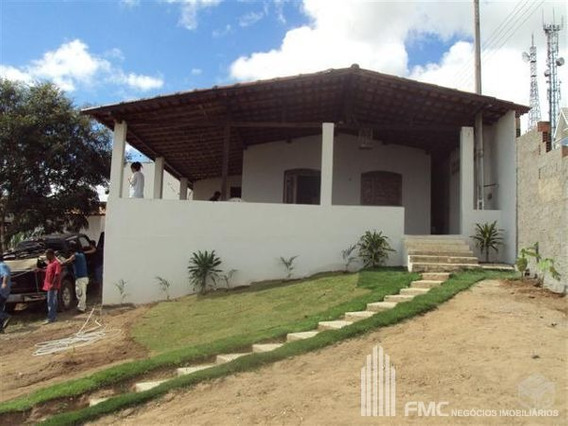 Casa Térrea Com 2 Quartos - Vd1545-v