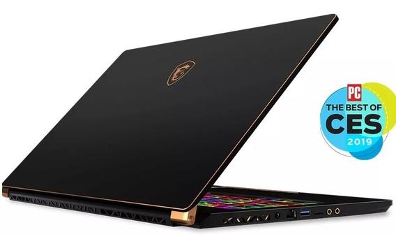 Notebook Gamer Msi Gs75 I7-9750h 17