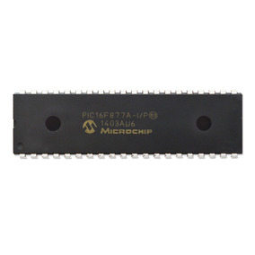 Microcontrolador Pic 16f877-i/p