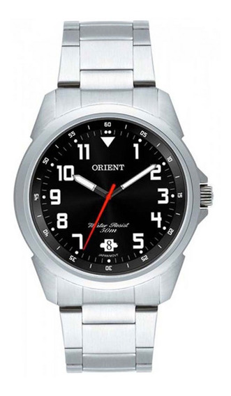 Relogio Orient Mbss1154a P2sx Prata