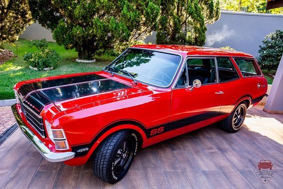 Chevrolet Caravan Ss 4.1 S 197