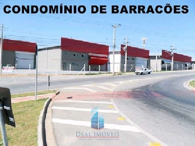 Barracão Para Locação Zona Industrial Sorocaba Sp. - 03473-2