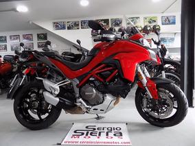 Ducati Multistrada1200s Roja 2016