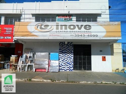 Imagem 1 de 26 de Aluguel Andar Todo Com Salas  Pronto Para Receber Colégio , Clinicas - 5855