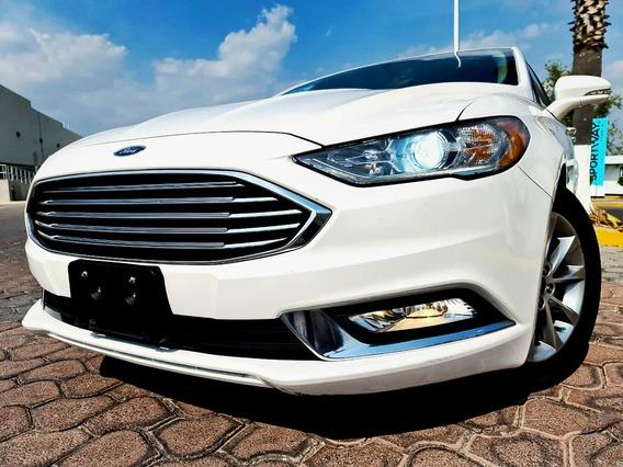 Ford Fusion 2.0 Se Lux Híbrido Cvt 2017