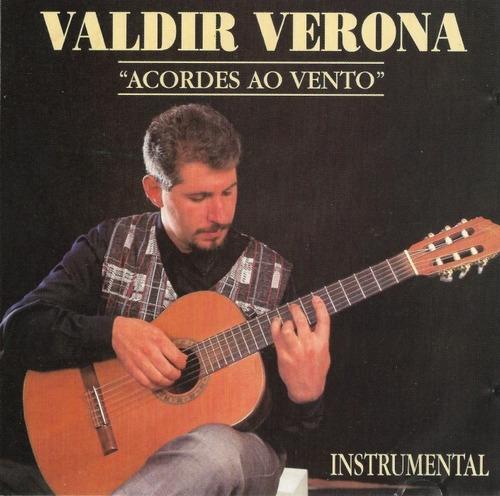Imagem 1 de 1 de Lp - Valdir Verona - Acordes Ao Vento