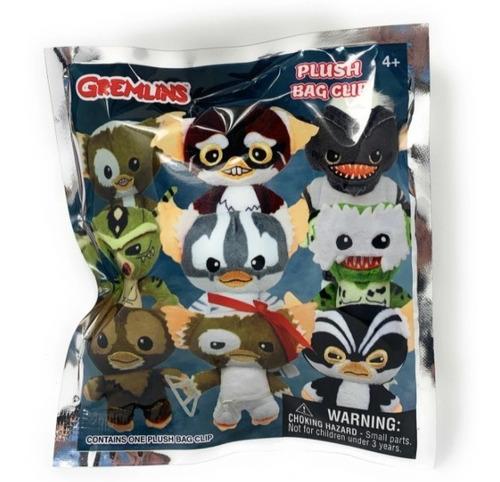 Imagen 1 de 2 de Gremlins Plush Bag Clip - Sorpresa - Monogram