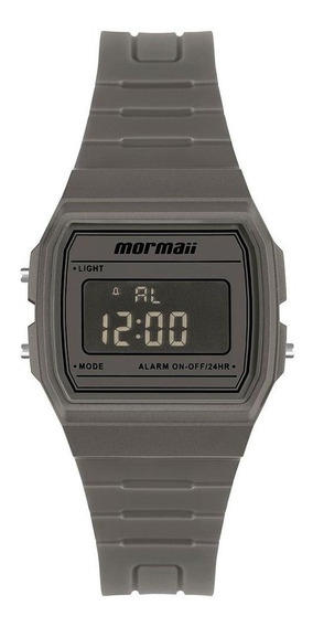 Relógio Unissex Mormaii Maui Cinza Mojh02bg/8c