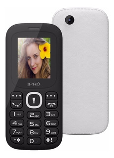 Celular Ipro I3185 Dual Sim Con Linter Mp3 Camara Radio Fm