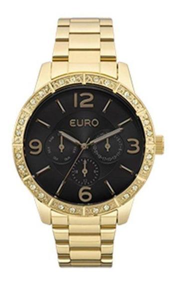 Relógio Feminino Euro Eu6p29agx/4p