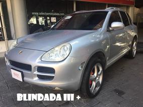 Porsche Cayenne S 4.5 L 340 Hp. Blindada