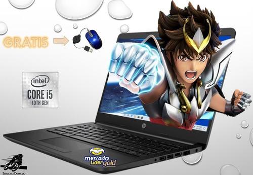 Laptop Portátil Hp Core I5 10ma  8gb Ssd 500gb Led 14, I3/i7