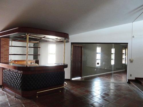 Casa Com 4 Dormitórios À Venda, 297 M² Por R$ 1.600.000,00 - Jardim São Luiz - Ribeirão Preto/sp - Ca0060