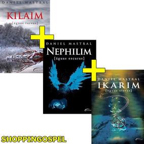 Kit Daniel Mastral Kilaim + Nephilim + Ikarim Livros