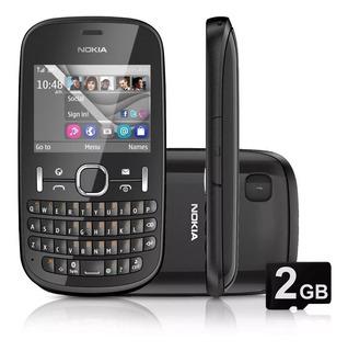 Bloqueado Vivo Nokia Asha 201 Mp3 Radio Fm Estado De Novo