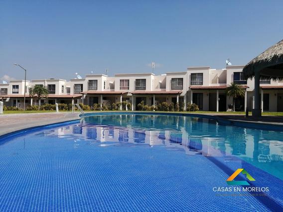 Casa 2 Recamaras 1.5 Baños, Alberca Canchas De Futbol 7 Y Mas...