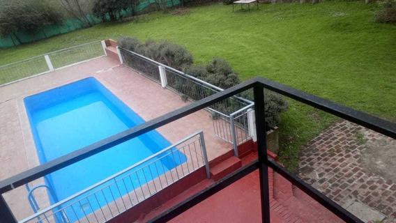 Loft De 70m2 En Casa De Campo Con Pileta, Parrilla, Wi-fi Y+
