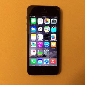 iPhone 5 64gb Libre Fabrica Original Usado