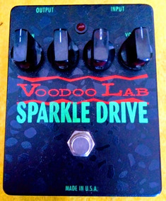 Voodoo Lab Sparkle Drive Original Made In Usa
