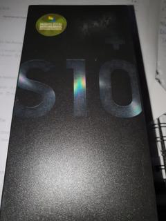 Samsung Galaxy S10+ 128gb Perfeito Estado De Funcionamento