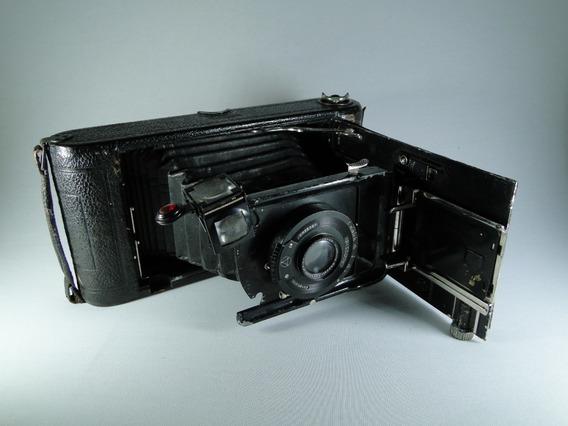 Antiga Máquina Fotográfica Ernermann Bob 0 Ano 1911-1926