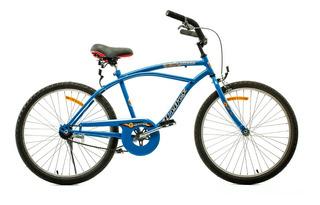 Bicicleta Rodado 24 Halley Kruiser En Slice Deportes