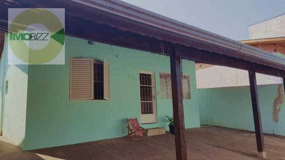 Casa Residencial À Venda, Jardim Pinheiros, Valinhos. - Ca1976