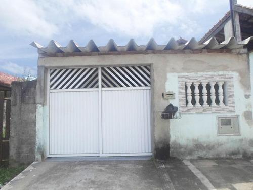 Casa Residencial À Venda, Jussara, Mongaguá. - Ca0614 - 33485957