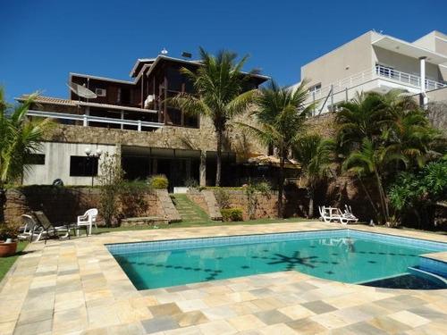 Chácara Com 5 Dormitórios À Venda, 1000 M² Por R$ 1.450.000,00 - Village Morro Alto - Itupeva/sp - Ch0195