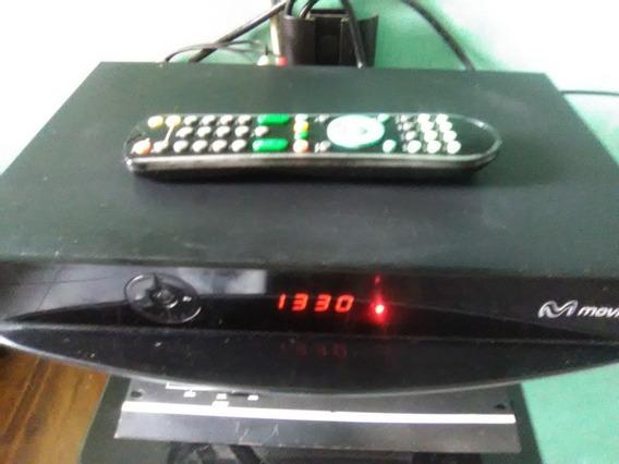 Decodificador Hd + Basico + Antena Movistar Tv
